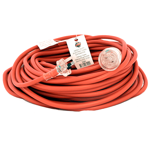 EXTENSION LEADS HEAVY DUTY - 1.5mm sq Cable